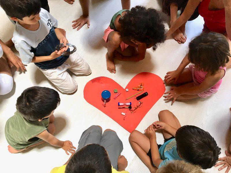 Potenciar la creatividad con nuestros alumnos