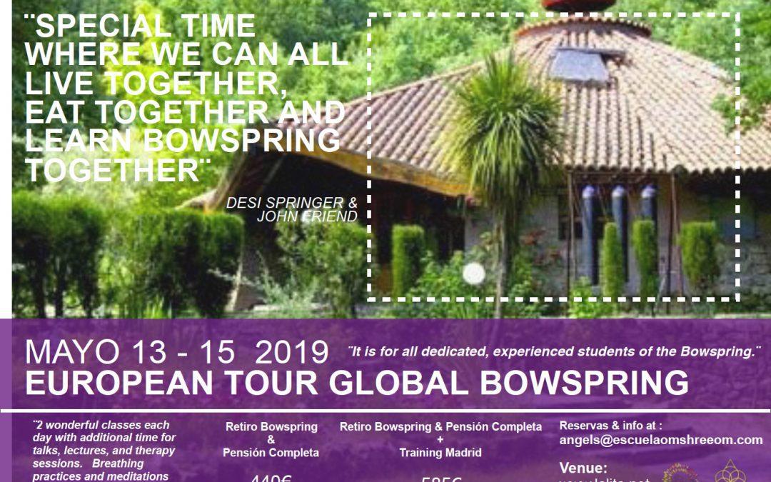 Retreat Spain Bowspring Desi Springer & John Friend